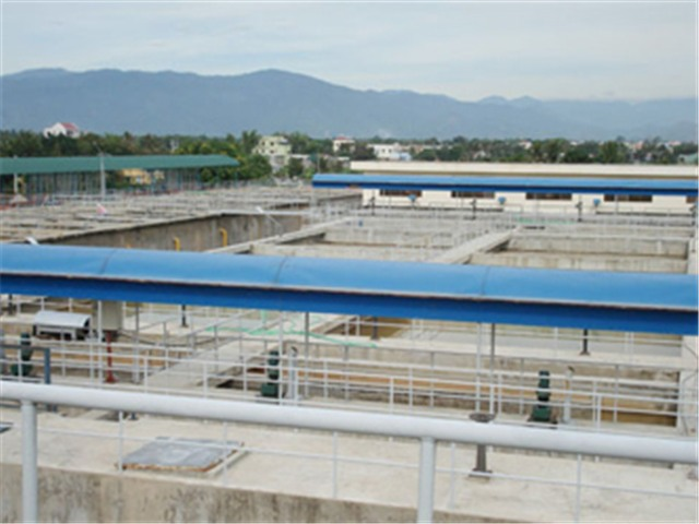 Vo Canh Water Supply