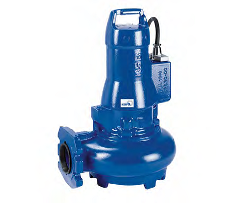 Amarex N – submersible motor pump