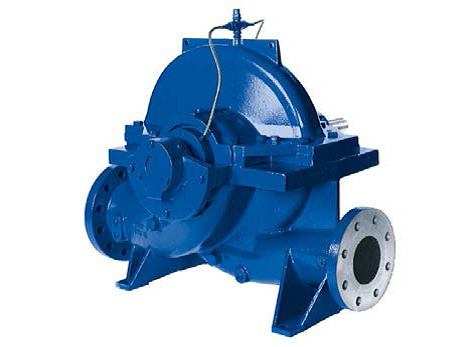 Omega - Axially split volute casing pump