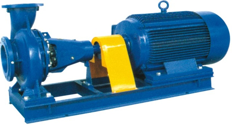DSR series - End suction single stage pump