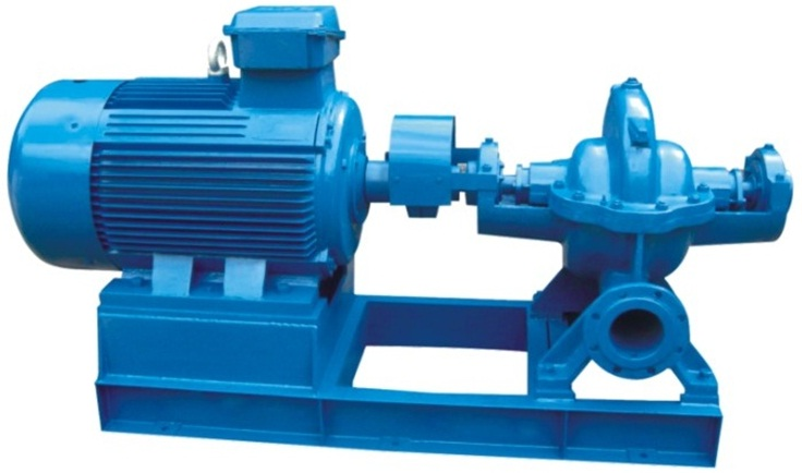 DS SERIES - Double suction split casing pump