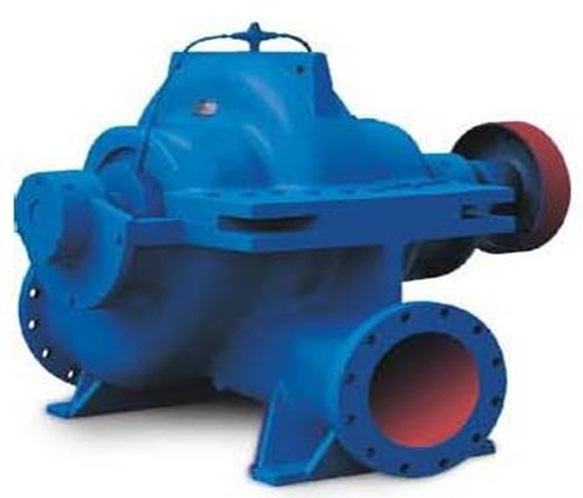 DSW SERIES - Double suction split casing pump