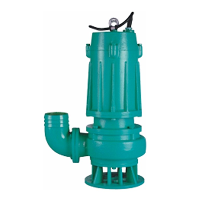 DQW SERIES - Submersible sewage pump