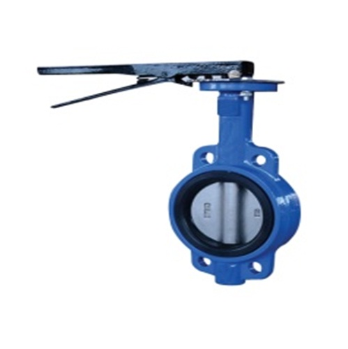 Wafer type & lug type  butterfly valve